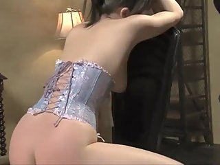 Incredible Japanese whore in Fabulous Ass, Fetish JAV