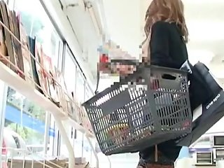 Kyoko set upon by two men at convenience store