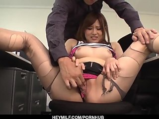 Yumi Maeda fucked by her teacher in insane XXX - More at Japanesemamas com