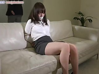 sexy japanese woman tied up