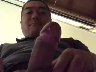Asian dad ass
