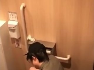 JAPANESE TOILET SPY 2