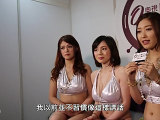 [OURSHDTV]Interview with busty Japanese audlt video actress!