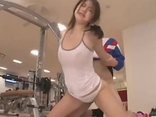 Japanese Gym Instructor ( Fitness )