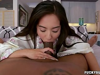 Anal on Small Japanese Girl