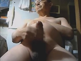 Japanese old man 802