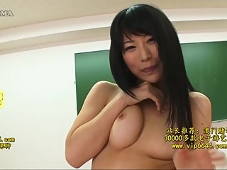 japanese porn star gives you an AJOI