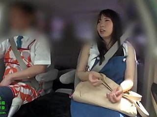 Hiding Car Camera Japanese girl horney