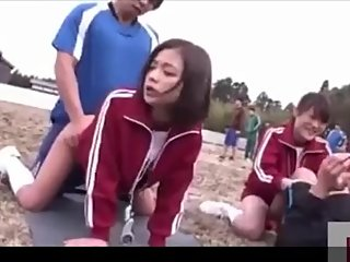 Asian soccer camp sex sessions