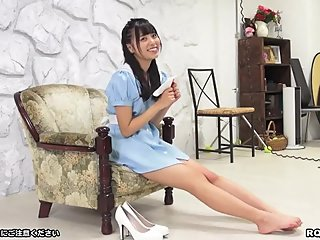 Making of gravure photography HANA TAKEUCHI