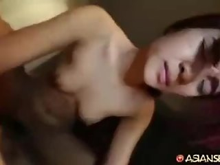 ASIANSEXDIARY Petite Asian Tries Anal For First Time