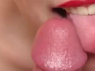 My Chinese lecherous girlfriend's oral sex skills are very good and cool
