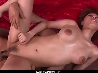 Tiara Ayase fucked a lot in insane xxx scenes - More at 69avs com