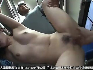 NHDTA-818 Women Getting Gang Banged On A Bus