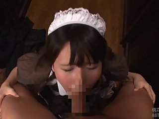 DVAJ346 - The 100 Most Blowjob Cheeks On The Brink Of Ejaculation